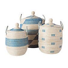 La Jolla Baskets – Blue