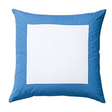 Color Frame Euro Sham – Ultramarine