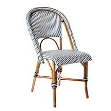 Riviera Side Chair – Navy