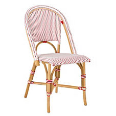 Riviera Side Chair – Poppy