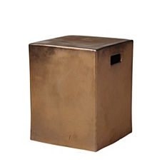 Sebastopol Ceramic Table – Bronze