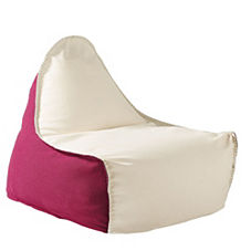 Newport Lounger – Berry/Ivory