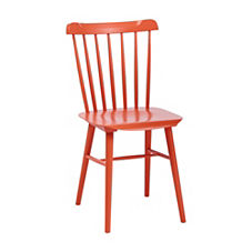 Tucker Chair - Coral