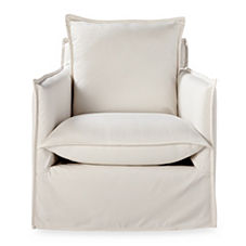 Sundial Chair – White