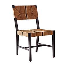 Carson Side Chair — Ebony