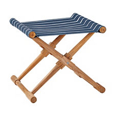 Camp Stool – Jamesport Stripe