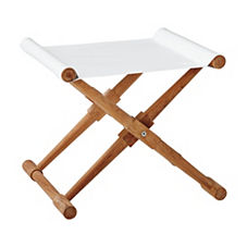 Camp Stool – White