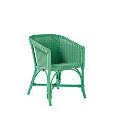 Dunbar Bucket Chair – Kelly Green