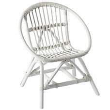 Mini Hennie Chair – White