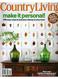 Country Living – November 2012