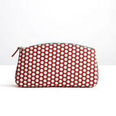French Ring Perfect Clutch – Nantucket Red