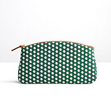 French Ring Perfect Clutch – Lawn
