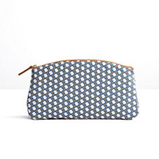 French Ring Perfect Clutch – Smoke