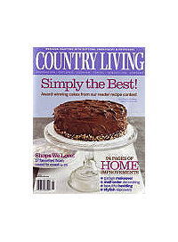 Country Living May 2005