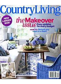 Country Living September 2010