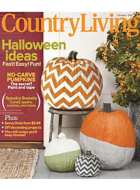 Country Living – October 2012