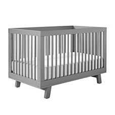 Hudson Crib – Grey