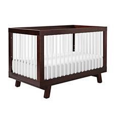 Hudson Crib – Espresso/White