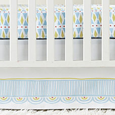 Canopy Crib Skirt