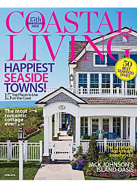 Coastal Living – June 2012