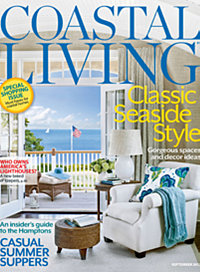 Coastal Living – September 2012