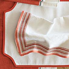 Cadiz Table Linens – Cayenne