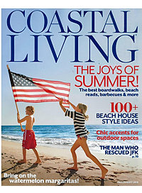 Coastal Living – July 2012