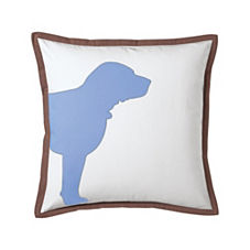 Chambray Buddy Pillow Cover