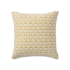 Maize Spade Pillow Cover