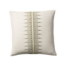 Bergen Embroidered Pillow Cover
