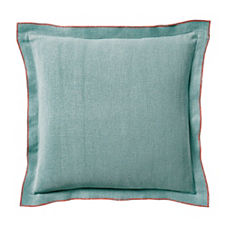 Chatham Pillow Cover – Aqua