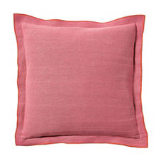 Chatham Pillow Cover – Guava