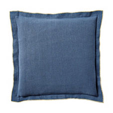 Chatham Pillow Cover – Indigo