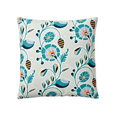 Tortuga Pillow Cover – Teal
