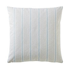 Herringbone Pillow Cover – Light Bark