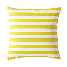 Classic Stripe Pillow Cover – Citrine