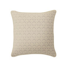 Spade Pillow Cover – Sand/Putty