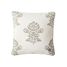 Jaipur Pillow Cover – Bark