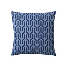 Kuba Pillow Cover – Navy