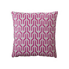 Kuba Pillow Cover – Orchid