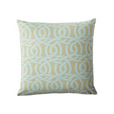 Highland Knot Pillow Cover – Ice