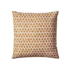 Leaf Pillow Cover – Russet
