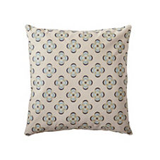 Peridot Pillow Cover – Aqua