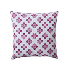Peridot Pillow Cover – Berry