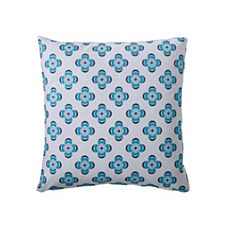 Turquoise Peridot Pillow Cover
