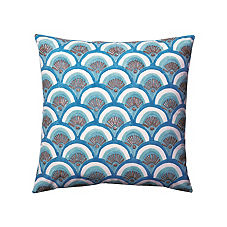 Kyoto Pillow Cover - Marine