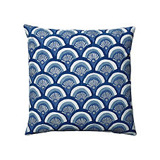 Kyoto Pillow Cover - Indigo