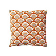 Kyoto Pillow Cover – Saffron