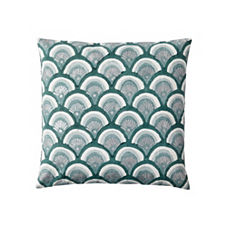 Kyoto Pillow Cover – Jade