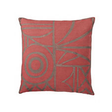 Terracotta Salon Pillow Cover